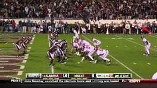 Trent Richardson vs Mississippi State (2011)