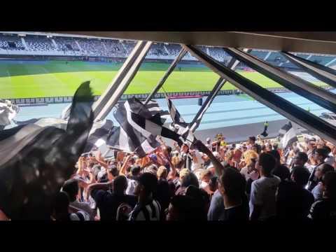 No estadio Nilton Santos tem uma banda! - Loucos pelo Botafogo - Botafogo