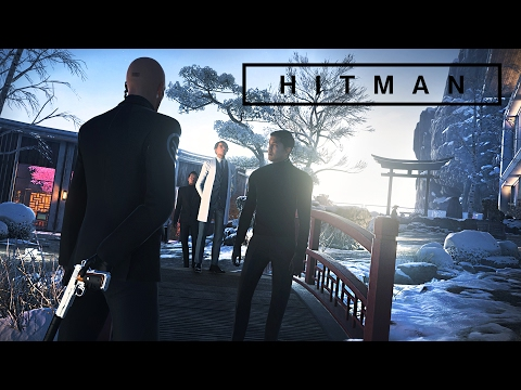 SECRET NINJA ASSASSIN!! (Hitman, Episode 6)