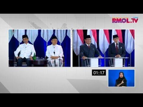 Segmen II Debat Pilpres: Ekonomi