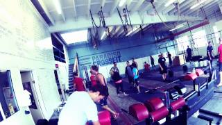 Paradiso Crossfit Timelapse Sunday July 1