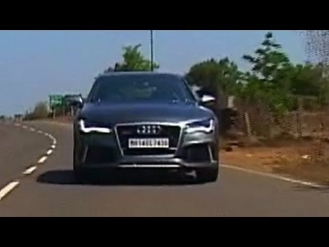 2015 Audi RS7 Sportback launched; priced at Rs. 1.4 Crore