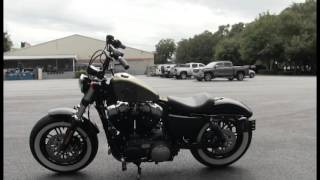 10. New 2016 Harley Davidson Forty Eight