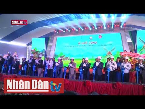 """Dự án """"Tổ hợp Nông nghiệp ứng dụng công nghệ cao DHN Đắk Lắk"""""""