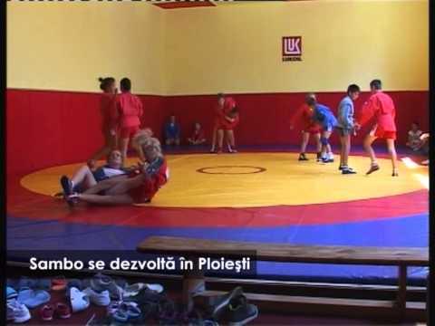 Sambo se dezvoltă în Ploiești