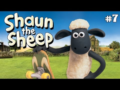Shaun the Sheep - Mari Berolah Raga [Shape Up with Shaun] HD