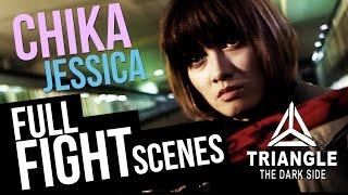 Download Video Chika Jessica - Triangle the Dark Side - Full Fight Scenes MP3 3GP MP4