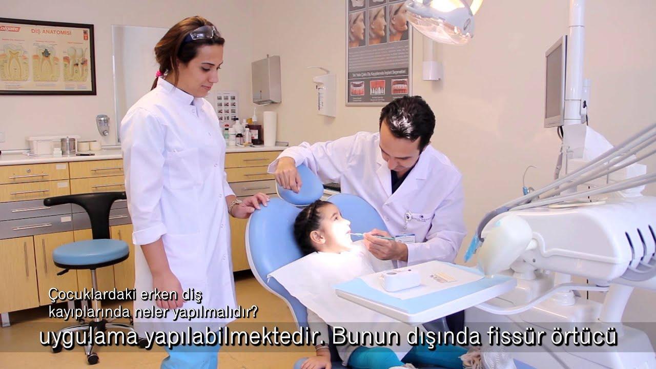 Çocuklardaki erken diş kayıplarında neler yapılmalıdır?