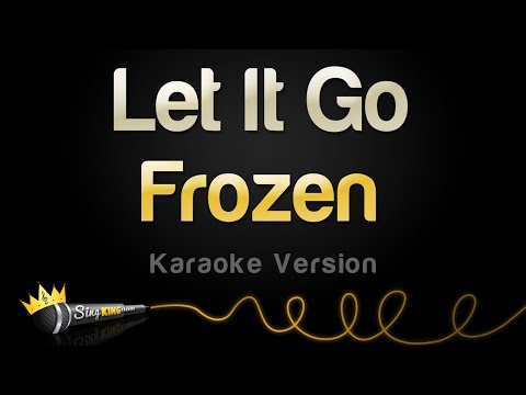 Video Frozen - Let It Go (Idina Menzel) (Karaoke Version) download in MP3, 3GP, MP4, WEBM, AVI, FLV January 2017