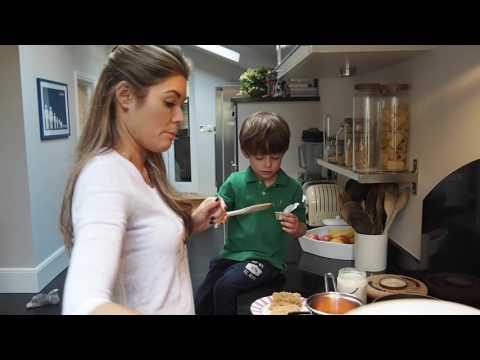 Cooking With Finn || How To Cook With Kids || Sophie Stanbury