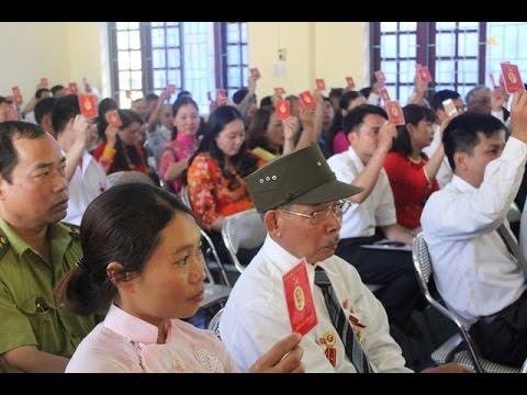 Đại hội Đảng bộ xã Quảng Nghĩa: Tiếp tục xây dựng Đảng và hệ thống chính trị trong sạch vững mạnh, đáp ứng đòi hỏi nhiệm vụ trong tình hình mới