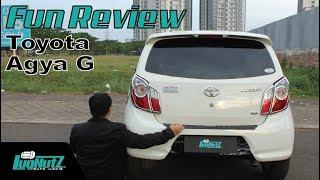 Video Toyota Agya 1.0 Tipe G FUN REVIEW - Raja Segala LCGC? | LUGNUTZ Indonesia MP3, 3GP, MP4, WEBM, AVI, FLV Mei 2018