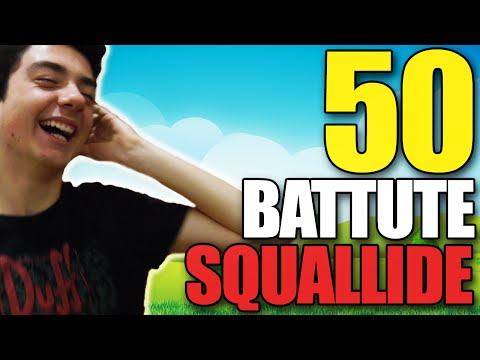 50 BATTUTE SQUALLIDE CHE NON CONOSCI!