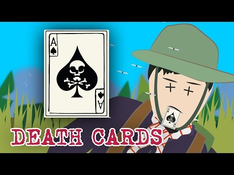Death cards (The Vietnam War)