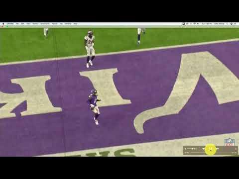 Vikings vs Seahawks Monday Night football Preview
