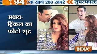 India TV News: Superfast 200 November 7, 2014 7:30 PM