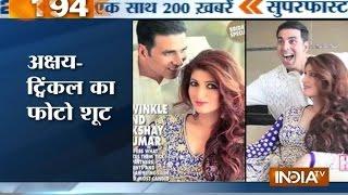 India TV News: Superfast 200 November 7, 2014 7:30 PM