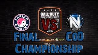 [CoDChamP] Fariko.Impact vs EnvyUs | Grand Final Cod Championship [HD]