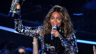 'Queen Bey' Beyonce Rules at MTV VMAs - YouTube