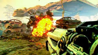 RAGE 2: 9 minutes of Gameplay ! (2019) by Game News