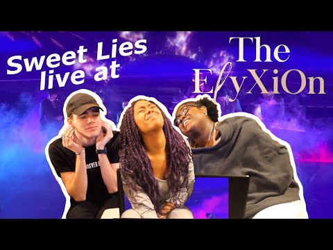EXO Sweet Lies (Live At ElyXiOn) Reaction!