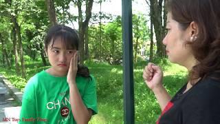 Mẹ Ghẻ Con Chồng Phần 7 - Thỏi Son Của Mẹ Kế - MN Toys Family Vlogs