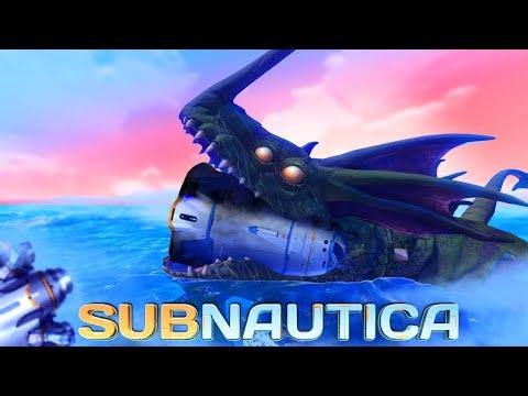 Subnautica - The Neptune Rocket Explained, Alterra HQ, Sea Dragon Update Information! - Gameplay (видео)