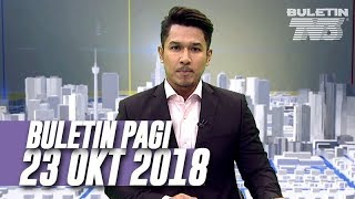 Video Buletin Pagi ( 2018 ) | Selasa, 23 Oktober MP3, 3GP, MP4, WEBM, AVI, FLV Oktober 2018