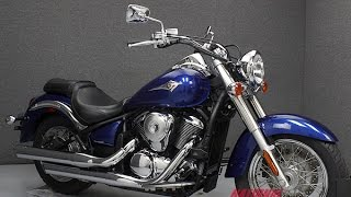 2. 2010  KAWASAKI  VN900 VULCAN 900 CLASSIC - National Powersports Distributors