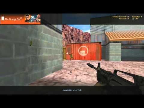 FCL Semis: FnaticRC vs eSrael de_nuke