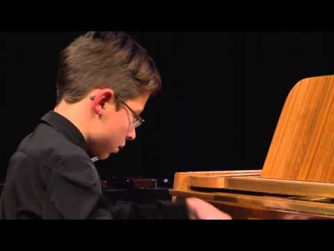 Adj teret a tehetségnek! 2014 - Venczel Ákos (zongora) produkciója