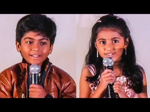 Video Theri Baby Nainika's Cho Sweet Speech | TN 689 download in MP3, 3GP, MP4, WEBM, AVI, FLV January 2017
