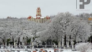 Weatherford (TX) United States  City pictures : Snow in Weatherford, TX - Parker County