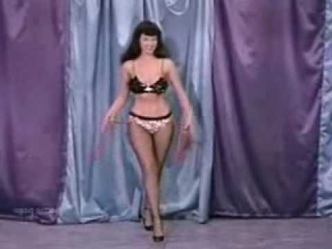 0 in Bettie Page dances to the Seeds