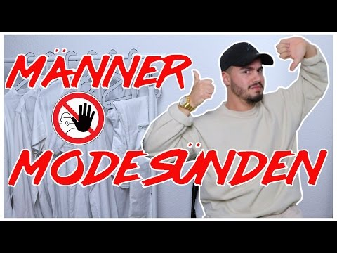 Fashion NO GOs für Männer #4 | Always Overdressed