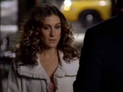 Sex and the city - Carrie tells Mr.big she's moving to paris