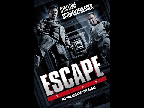 Escape Plan (2013) Arnold Schwarzenegger Sylvester Stallone Dvd Review By Rmj Movie Reviews Inc.