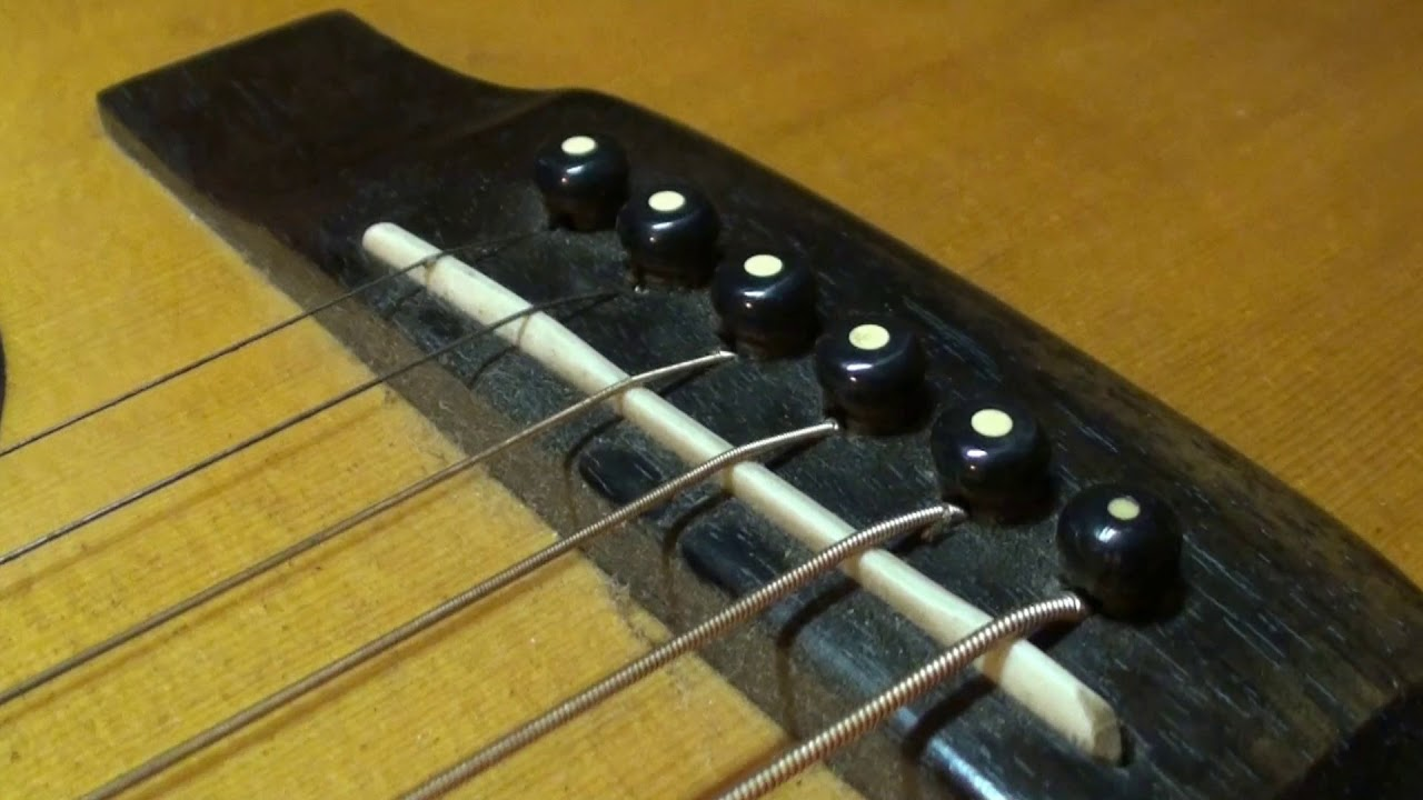 ✅acoustic guitar saddles and ALL guitar nuts intonation tips & facts you should know about✅
