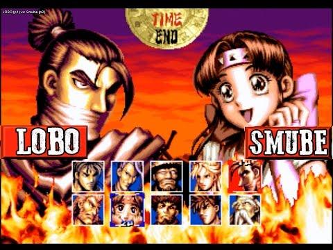 Ninja Master hao ninpo Cho LOBO VS SMUBE