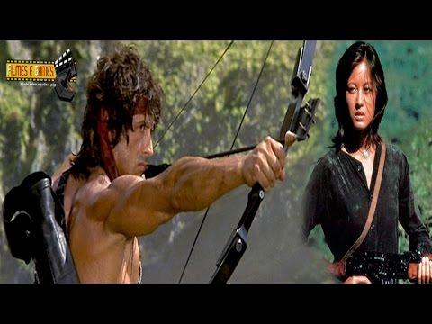 Rambo 2, A Missão (Rambo: First Blood Part II, 1985) - FGcast #83