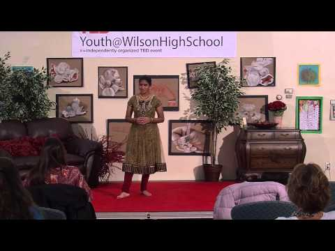 Akshara Kumar at TEDxYouth@WilsonHighSchool