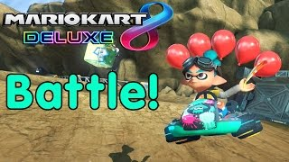 Mario Kart 8 Deluxe - Battle - Nintendo Switch by Stampy