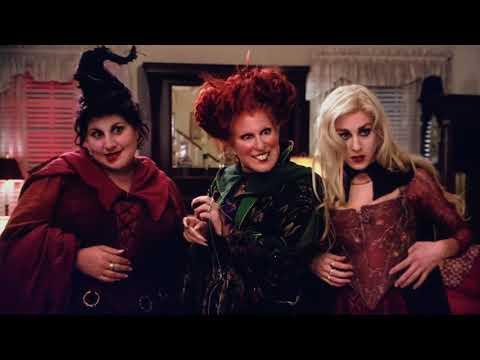Hocus Pocus (1993) - Winnie, Sarah, and Mary scene