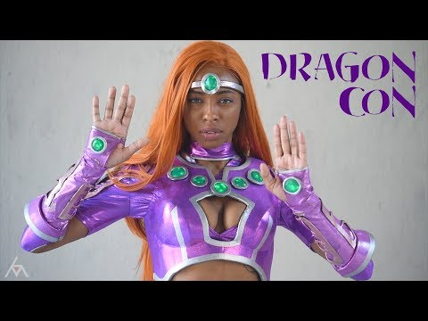 Dragon Con 2018 - World's Best Costume Party?