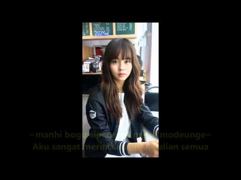 Byul - Remember (Romanji+Indonesia translate) Ost Who Are You? School 2015