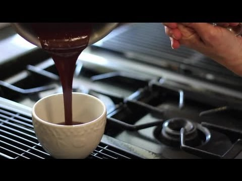 Chocolate Ganache With Evaporated Milk : Cooking With Chocolate