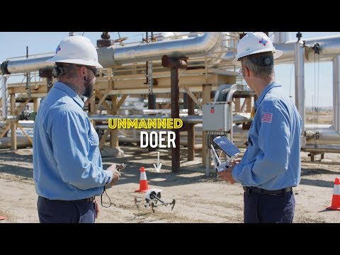 DOERS testing drones