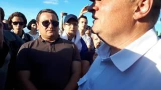Задержание активистов Тамбов. Митинг. Навальный 2018.