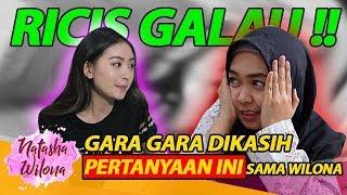 Video RICIS GALAU!! Gara-Gara Dikasih Pertanyaan Ini Sama Wilona MP3, 3GP, MP4, WEBM, AVI, FLV Agustus 2019