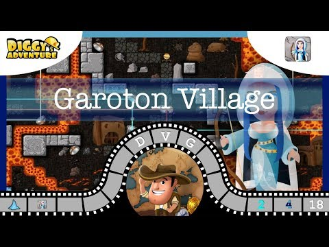 [~skadi~] #18 Garoton Village - Diggy's Adventure